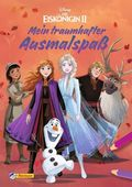 Disney Die Eiskönigin II: Mein traumhafter Ausmalspaß