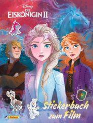 Disney Die Eiskönigin II - Stickerbuch zum Film