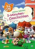44 Cats: Meine liebsten 5-Minuten-Geschichten