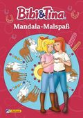 Bibi & Tina: Mandala-Malspaß