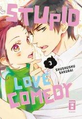 Stupid Love Comedy - Bd.3