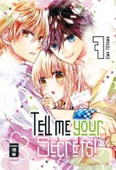 Tell me your Secrets! - Bd.7