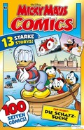 Micky Maus Comics - Die Schatzsuche
