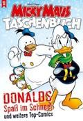 Micky Maus Taschenbuch - Donald's Spaß im Schnee