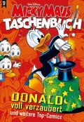 Micky Maus Taschenbuch - Donald voll verzaubert
