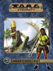 Torg Eternity, Charakterbogen-Set