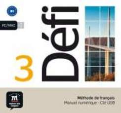 Défi (B1) - Manuel numérique - Clé USB - Bd.3