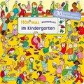 Hör mal: Wimmelbuch: Im Kindergarten, m. Soundeffekten