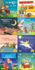 Pixi Bücher: Pixi sagt Gute Nacht; 261 (64 Expl. (8 Titel))