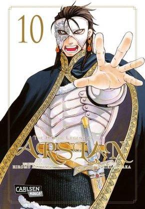 The Heroic Legend of Arslan - Bd.10