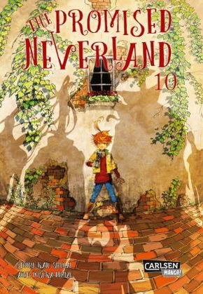 The Promised Neverland - Bd.10