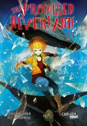 The Promised Neverland - Bd.11