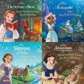 Disney Prinzessin, 4 Hefte