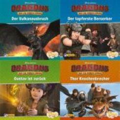 Dragons, 4 Hefte