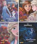 Disney Die Eiskönigin II, 4 Hefte - Nr.1-4