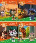 44 Cats, 4 Hefte - Nr.1-4