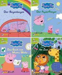 Peppa Pig, 4 Hefte - Nr.9-12