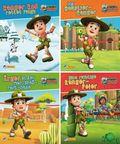 Ranger Rob, 4 Hefte - Nr.1-4