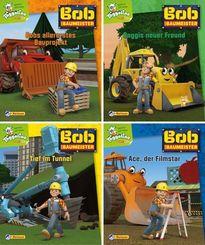 Bob der Baumeister, 4 Hefte - Nr.9-12
