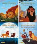 König der Löwen, 4 Hefte - Nr.1-4