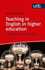 Teaching in English in higher education