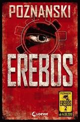 Erebos - Die limitierte Hardcover-Ausgabe