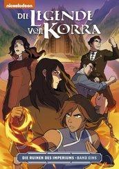 Die Legende von Korra - Die Ruinen des Imperiums - .1