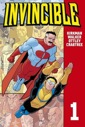 Invincible - Bd.1