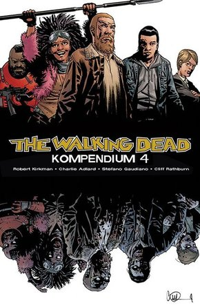The Walking Dead - Kompendium - Bd.4