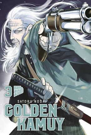 Golden Kamuy - Bd.3