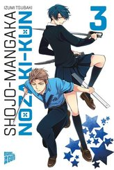 Shojo-Mangaka Nozaki-kun - Bd.3