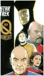 Star Trek Comicband: Der Q-Konflikt