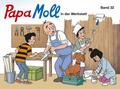 Papa Moll: Papa Moll in der Werkstatt; 32