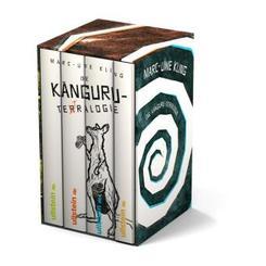 Die Känguru-Tetralogie, 4 Teile