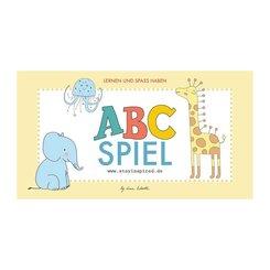 ABC-Spiel (Kinderspiel)