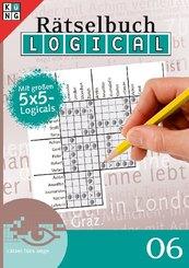 Logical Rätselbuch - .6