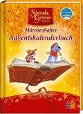 Simsala Grimm. Märchenhaftes Adventskalenderbuch