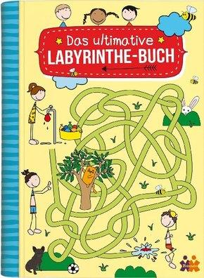 Das ultimative Labyrinthe-Buch