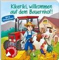 Kikeriki, willkommen auf dem Bauernhof!, m. Soundeffekten