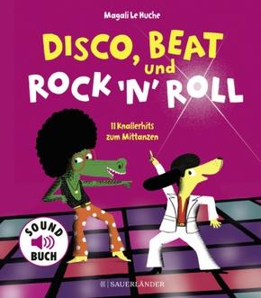 Disco, Beat und Rock'n'Roll, Soundbuch