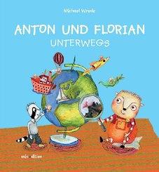 Anton und Florian unterwegs