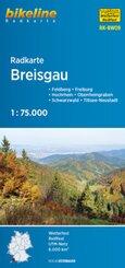 Radkarte Breisgau