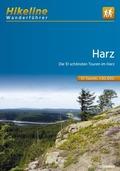 Hikeline Wanderführer Harz