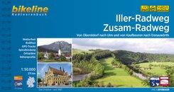 Bikeline Radtourenbuch Iller-Radweg - Zusam-Radweg