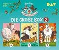 Die Haferhorde - Die große Box, 6 Audio-CDs - .2