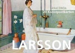 Carl Larsson Postkartenbuch