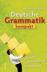 Deutsche Grammatik Kompakt