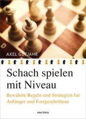 Schach spielen mit Niveau
