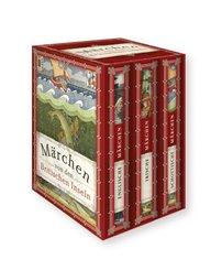 Märchen von den Britischen Inseln (Englische Märchen - Irische Märchen - Schottische Märchen) (3 Bände im Schuber)