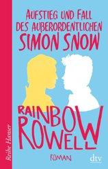 Aufstieg und Fall des außerordentlichen Simon Snow, Roman